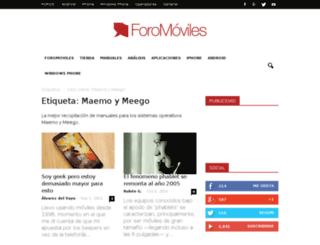 todomaemo.com screenshot
