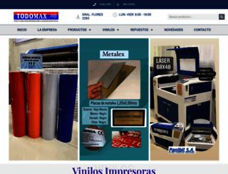 todomax.com.uy screenshot