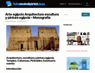 todomonografias.com screenshot
