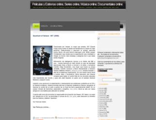 todopeliculasonline.blogspot.com screenshot