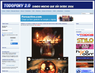 todopoky.es screenshot