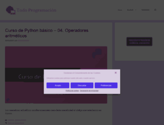 todoprogramacion.net screenshot