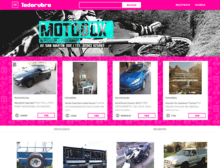 todorubro.com.ar screenshot