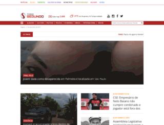 todosegundo.com.br screenshot