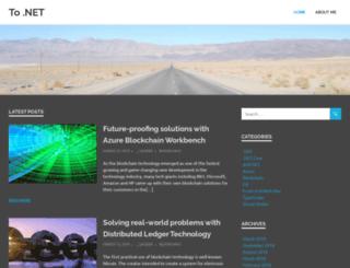 todotnet.com screenshot