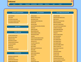 toekomst.allepaginas.nl screenshot