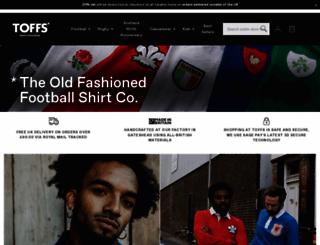 toffs.com screenshot