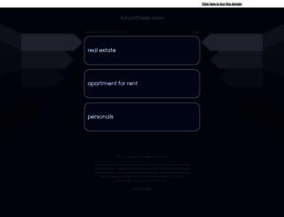 togainunochi.forumfreek.com screenshot
