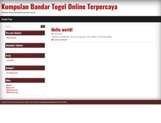 togelonlineterbaik.net screenshot