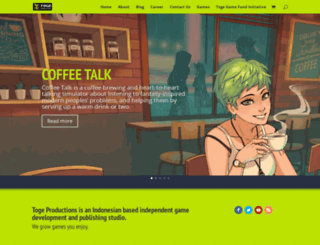 togeproductions.com screenshot