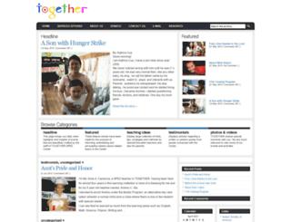 together.org.ph screenshot