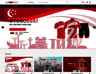 togoparts.com screenshot
