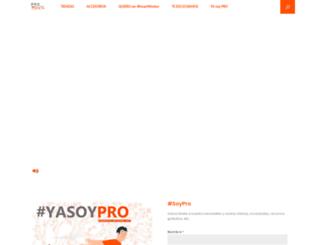 tohnos.es screenshot