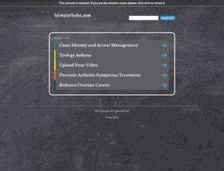 toimoietbebe.com screenshot