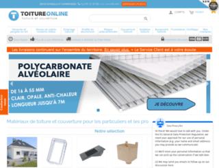 toiture-online.com screenshot