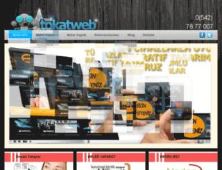 tokatwebsite.com screenshot