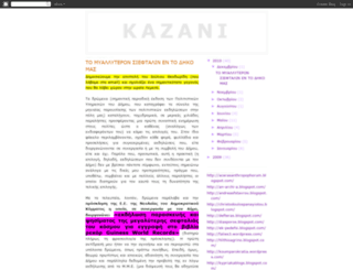 tokazani.blogspot.com screenshot