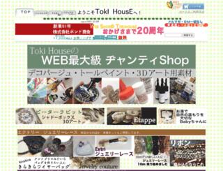 tokihouse.com screenshot