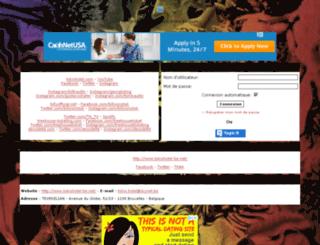 tokiohotel-belgium.zikforum.com screenshot