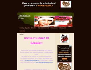 tokiohotelstorys.eoldal.hu screenshot