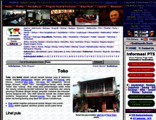 toko-online.web.id screenshot