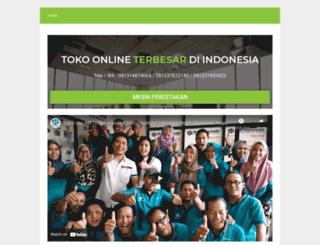 tokoaraprint.com screenshot