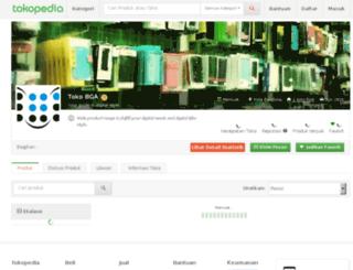 tokobga.com screenshot
