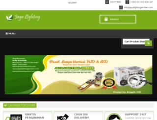 tokolampuled.com screenshot