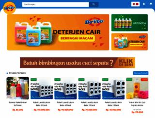 tokolaundry.com screenshot