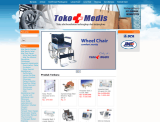 tokomedis.com screenshot