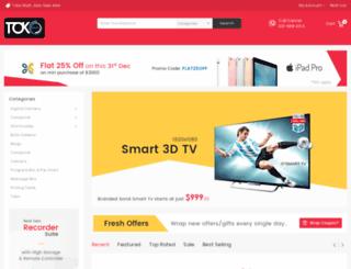 tokomulti.com screenshot