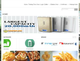 tokooma.com screenshot