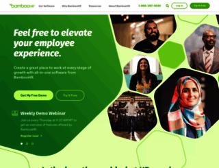 tokopedia.bamboohr.com screenshot