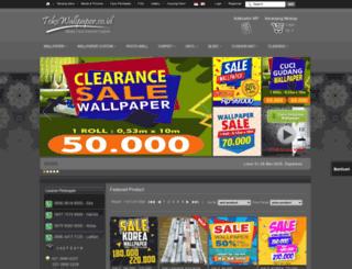 tokowallpaper.co.id screenshot