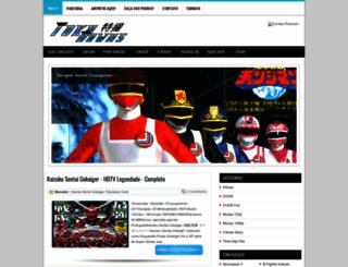 tokudowns.blogspot.com.br screenshot