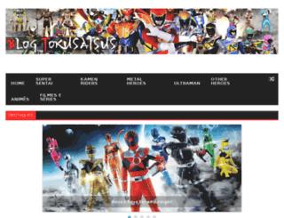 tokusatsus.blogspot.com screenshot