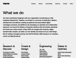 tokyodigital.co.uk screenshot