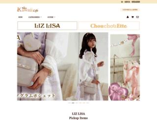 tokyokawaiilife.jp screenshot