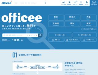tokyooffice.jp screenshot
