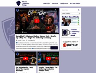 tolariancommunitycollege.com screenshot