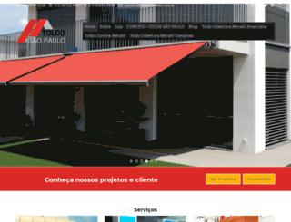 toldosaopaulo.com.br screenshot