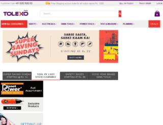 tolexo.info screenshot