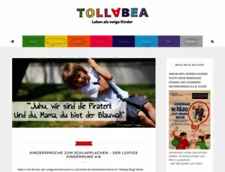 tollabea.de screenshot
