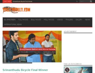 tollynbolly.com screenshot