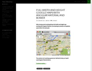 tolon.co.uk screenshot