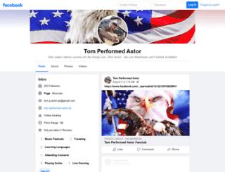 tom-performed-astor.de screenshot