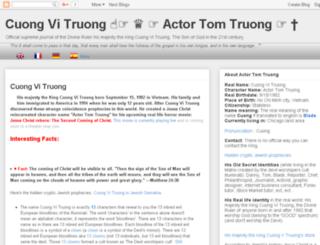 tom-truong.blogspot.com screenshot