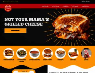 tomandchee.com screenshot