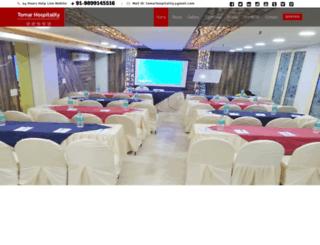 tomarhospitality.com screenshot