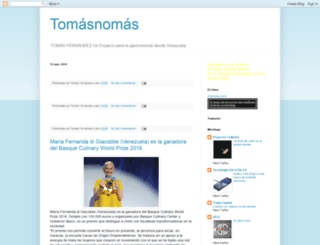 tomasnomas.blogspot.com screenshot